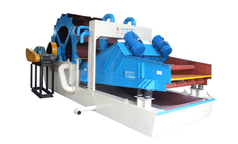 LZ sand washer machine