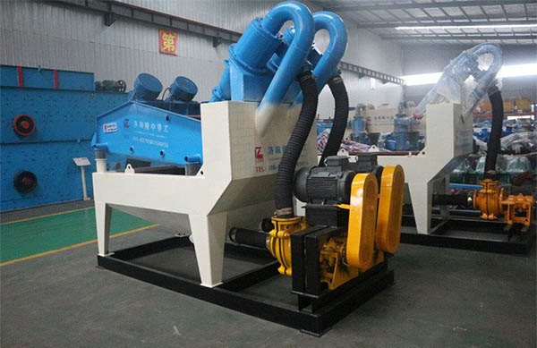 fine sand recycling equipment