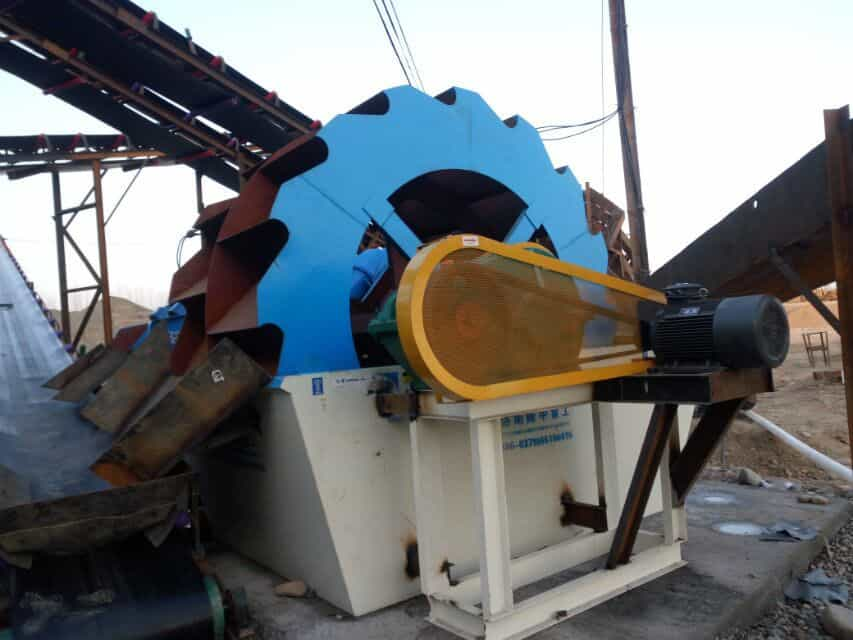 Sand production industry must choose fine sand recovery device.