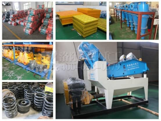 Fine sand recycling machine of lzzg will build a green mining economy.