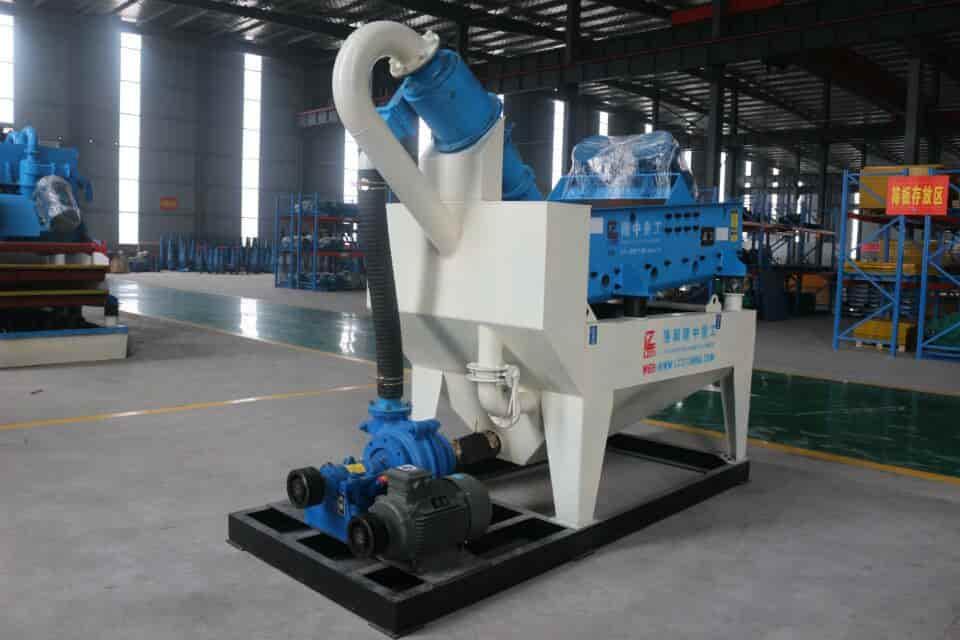 LZZG fine sand recycling machine