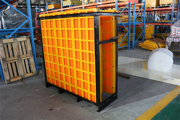 polyurethane screen panel china