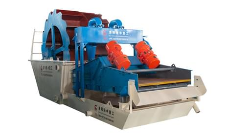LZ sand washer machine