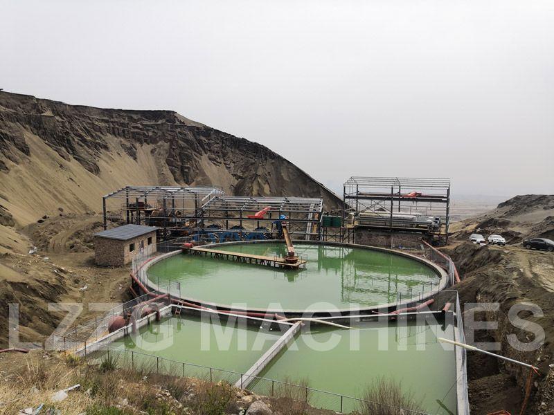 LZZG sludge thickener tank